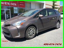 Toyota Prius v * GPS / SIÈGES CHAUFFANTS *  2015