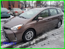 Toyota Prius v 5DR HB GPS CAMÉRA SIEGE CHAUFFANTS  2015