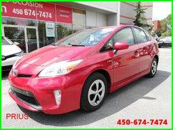 Toyota Prius * HYBRIDE AVEC CUIR *  2012