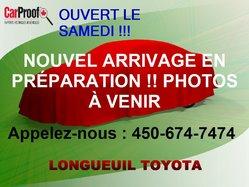 Toyota RAV4 2WD LE BAS MILAGE CAMERA DE RECULE  2013
