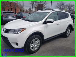Toyota RAV4 2WD LE 2WD LE BAS MILLAGE CAMERA SIEGES CHAUFFANTS  2015