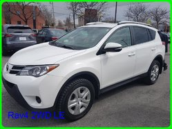 2015 Toyota RAV4 2WD LE 2WD LE BAS MILLAGE CAMERA SIEGES CHAUFFANTS