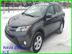 2013 Toyota RAV4 2WD XLE 2WD XLE PNEUS HIVER