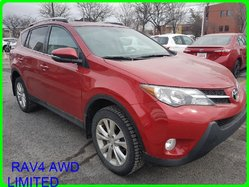 Toyota RAV4 AWD LIMITED AWD Limited FULL  2014