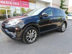 Toyota RAV4 HYBRID AWD LIMITED **HYBRIDE**  2016