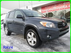 Toyota RAV4 V6 A/C 4X4 CRUISE VITRES ELECTRIQUES MAGS  2007