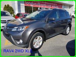 Toyota RAV4 2WD XLE  2014