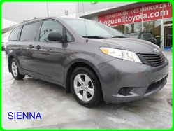 Toyota Sienna MAGS A/C 7 PASSAGER BA KILO  2014