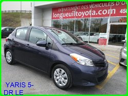 Toyota YARIS 5-DR LE   2014