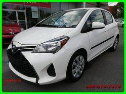 2016 Toyota YARIS 5-DR LE LE * BAS KILOMÉTRAGE *