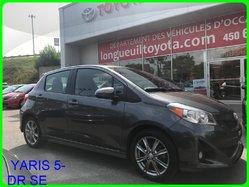 Toyota YARIS 5-DR SE 5DR HB MAN SE  2014