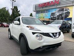 Nissan JUKE SL, TI SL AWD, NAVI, MAGS, CUIR, TOIT  2017