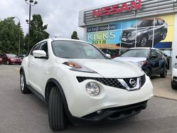 Nissan Juke SV AWD CUIR TOIT CAMERA RECUL  2017