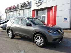 Nissan Rogue S FWD  2014