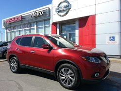 Nissan Rogue SL AWD TOIT PANO ROOF GPS  2015
