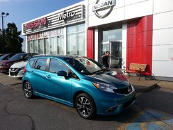 Nissan Versa Note SR SPORT CAMERA  2015