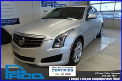 Cadillac ATS SEDAN AWD LE GRAND LUXE INTÉGRALE  2014