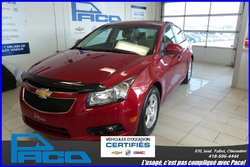 Chevrolet Cruze LUXUEUX CUIR, TOIT, GPS...  2014