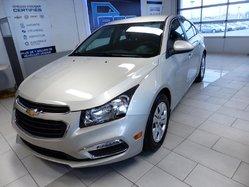 Chevrolet Cruze BAS KILOMÉTRAGE TOUT ÉQUIPÉ!  2015