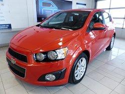 Chevrolet Sonic À HAYON, TOIT OUVRANT ET MAG  2013