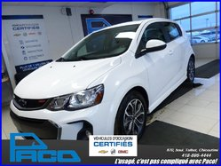 Chevrolet Sonic HATCHBACK RS TURBO TOIT OUVRANT  2018