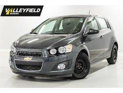 Chevrolet Sonic LT ***TURBO***PNEU HIVER**  2016
