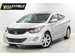 Hyundai Elantra Limited ***NOUVEL ARRIVAGE***  2012