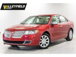 Lincoln MKZ Luxe  2012