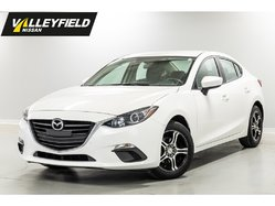 Mazda Mazda3 GX ***PRÊT POUR L'HIVER***  2016
