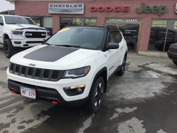 2018 Jeep COMPASS TRAILHAWK TRAILHAWK