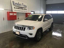 2015 Jeep GRAND CHEROKEE LIMITED Limited