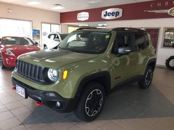 2015 Jeep RENEGADE TRAILHAWK Trailhawk