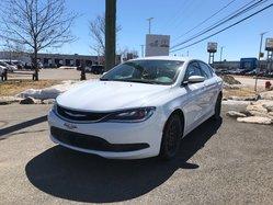 Chrysler 200 LX **GARANTIE PROLONGÉE**  2016