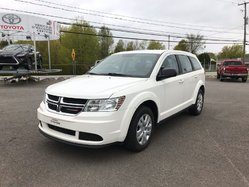 Dodge Journey Value Pkg **GARANTIE PROLONGÉE**  2015