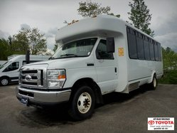 Ford Econoline Commercial Cutaway E450 21 PASSAGERS  2013