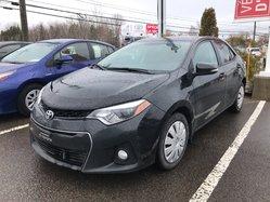 Toyota Corolla S **GPS**  2014