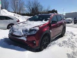 Toyota RAV4 TRAIL XLE  2018