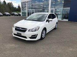 2015 Subaru IMPREZA 2.0i (5 PORTES)