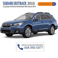 Subaru OUTBACK 2.5I TOURISME Touring  2019