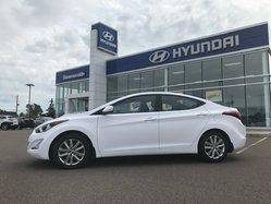 2016 Hyundai Elantra SE SPORT
