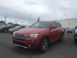 BMW X3 XDrive28i  PREMIUM PKG+GPS+TOIT PANO+  2015