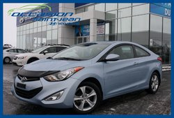 Hyundai Elantra Coupe GLS  TOIT OUVRANT+DEMARREUR À DISTANCE  2013