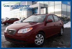 2010 Hyundai Elantra GL  AUTOMATIQUE
