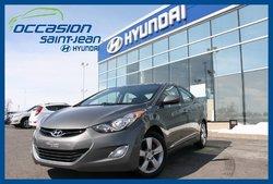 Hyundai Elantra GLS **GARANTIE PROLONGÉE INCLUSE**  2012