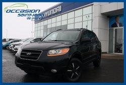 Hyundai Santa Fe GLS  3.3 LITRES  **CUIR**  2009