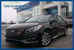 Hyundai Sonata SPORT TECH  **DÉMARREUR À DISTANCE**  2016