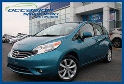 2014 Nissan Versa Note SL ** GPS, AUTOMATIQUE**