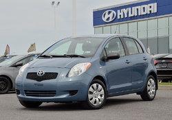 Toyota Yaris A/C  AUTOMATIQUE  2008