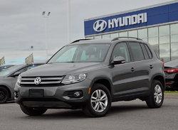 Volkswagen Tiguan TRENDLINE ** SIEGES CHAUFF. + BLUETOOTH***  2015
