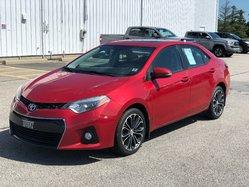 2014 Toyota Corolla SE Upgrade Pkg